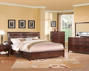 Pulaski Ginger Bedroom Set PF-355180SET