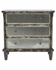 Pulaski Mirrored Accent Chest PF-675125