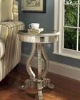 Pulaski Mirrored Pedestal Table PF-739339