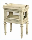 Pulaski Painted Table in Antique White PF-641066