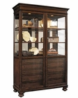 Pulaski Traditional Door Curio PF-21443