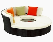 Pursuit Circular Outdoor Daybed in Multicolor by Modway MY-EEI956EMU