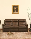 Recliner Sofa in Chestnut MO-RIBRS