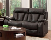 Reclining Loveseat Ackerman by Homelegance EL-8500-2