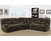 Reclining Sectional Sofa Set Geoffrey by Homelegance EL-9723-SET