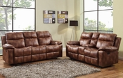 Reclining Sofa Set Brooklyn Heights by Homelegance EL-9635PM-SET