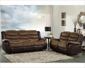 Reclining Sofa Set Bunnell by Homelegance EL-9666-SET