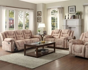 Reclining Sofa Set Freya by Homelegance EL-8513-SET