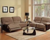 Reclining Sofa Set Grantham by Homelegance EL-9717-SET