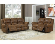 Reclining Sofa Set Quinn by Homelegance EL-9708BJ-SET