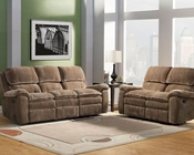 Reclining Sofa Set Reilly by Homelegance EL-9766CP-SET