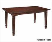 Rectangular Dining Table Havana by Hekman HE-81237