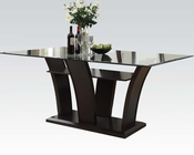 Rectangular Dining Table Malik by Acme Furniture AC70505