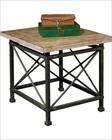Rectangular End Table Collage Urban Loft by Hekman HE-11704