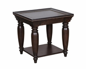 Rectangular End Table Cressley by Magnussen MG-T2530-03
