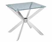Rectangular End Table Quazar by Magnussen MG-T2780-03