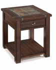 Rectangular End Table Roanoke by Magnussen MG-T2615-03