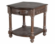 Rectangular End Table Victoria by Magnussen MG-T2537-03