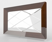 Rectangular Mirror in Modern Style Carmen 33280CR