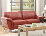 Red Sofa Chaska by Homelegance EL-8523RED-3