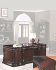 Rich Brown Desk CO-800800