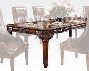 Rich Cherry Dining Table Winfred by Acme Furniture AC60075