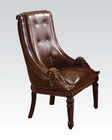 Rich Cherry Side Chair Winfred by Acme Furniture AC60077