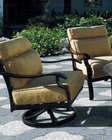 Riva Swivel Rocker Club Chair by Sunny Designs SU-4715-L1S (Set of 2)