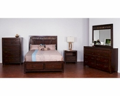Rock Ridge Bedroom Set by Sunny Designs SU-2379WT-Set