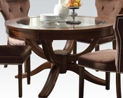 Round Dining Set Kingston by Acme Furniture AC60022SET