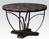 Round Dining Table Amelia by Acme AC71240