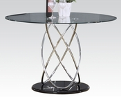 Round Dining Table Deron by Acme Furniture AC70925