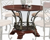 Round Dining Table Omari by Acme Furniture AC70100