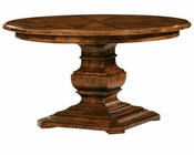 Round Dining Table Rue de Bac by Hekman HE-87221