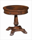 Round Lamp Table New Orleans by Hekman HE-11306