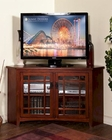 Route 66 Corner TV Console by Sunny Designs SU-3399BC