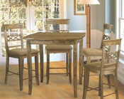 Rustic Counter Height Dining Set AN-651
