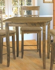 Rustic Counter Height Gathering Table AN-651DT
