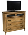 Rustic Media Chest Harbor Springs by Hekman HE-941522RL