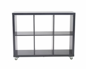 Sabra 2x3 Shelving Unit by Euro Style EU-09762