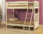 Samuel Lawrence Bunk Bed Meadowbrook SL-8206-730