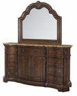 Samuel Lawrence Dresser w/ Mirror Edington BR SL-8328-015DM