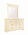 Samuel Lawrence Dresser w/ Mirror Winter Park SL-8110-410DM