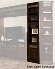 "Santa Fe 21"" Open Bookcase Right/ Left by Sunny Designs SU-2966DC-B1"