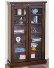 Santa Fe CD/ DVD Cabinet w/ Two Doors by Sunny Designs SU-2633DC