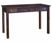 Santa Fe Desk w/ Drawer by Sunny Designs SU-2971DC