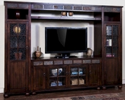 Santa Fe Entertainment Wall by Sunny Designs SU-3509DC