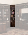 Santa Fe Inside Corner Bookcase by Sunny Designs SU-2966DC-B6