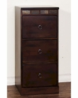 Santa Fe Three File Cabinet by Sunny Designs SU-2863DC-F3