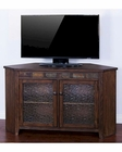 Savannah Corner TV Console by Sunny Designs SU-3399AC